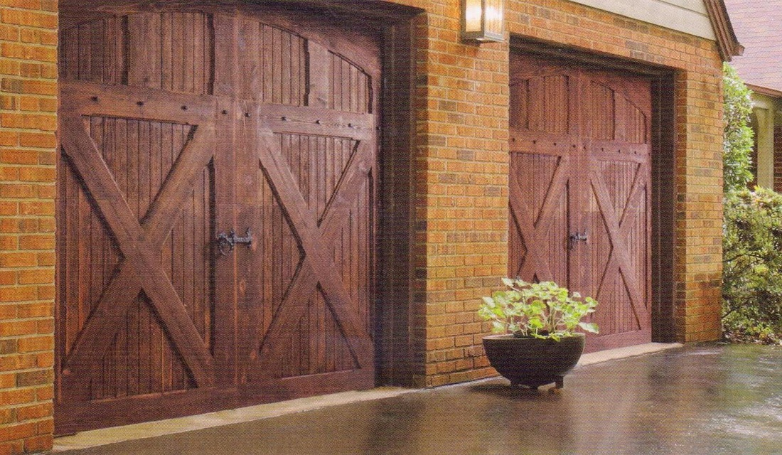 Barn Style Garage Doors : Carriage barn style american excellence l c garage